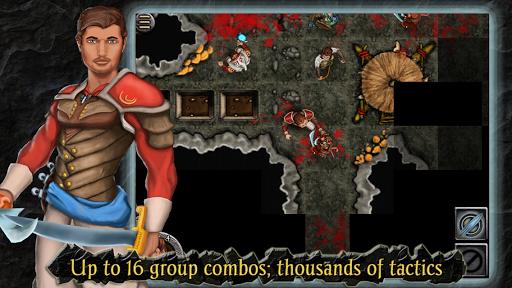 Heroes of Steel RPG Elite screenshots 4