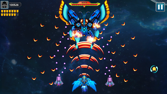 Galaxy Shooter  screenshots 23
