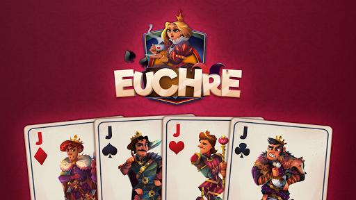 Euchre - Free Offline Card Games 1.1.9.6 screenshots 5
