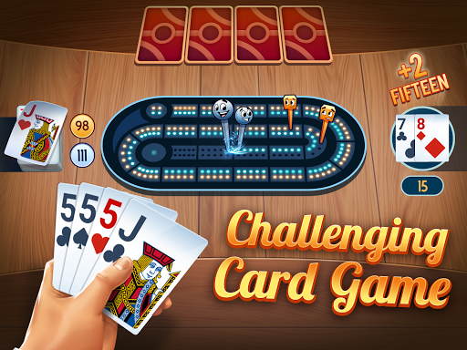 Ultimate Cribbage - Classic Board Card Game 2.3.2 screenshots 1