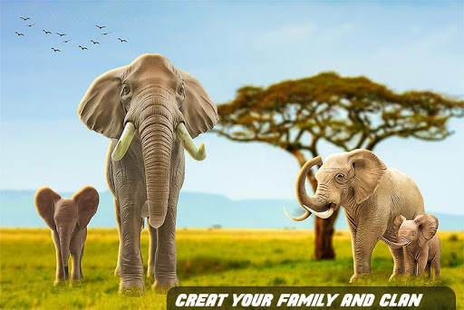 Savanna Simulator: Wild Animal Games  screenshots 3