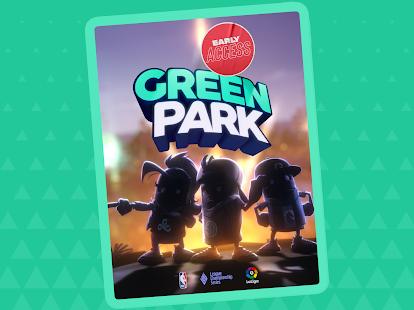 Schermata di GreenPark