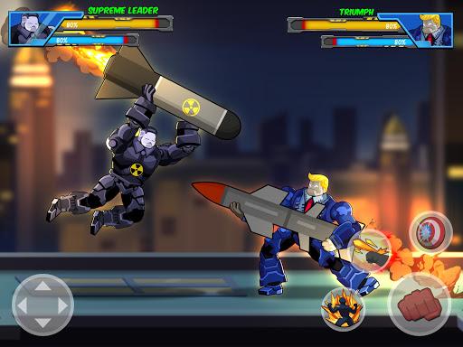 Robot Super: Hero Champions 1.0.9 screenshots 5