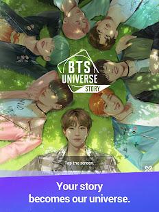 BTS Universe Story 1.4.0 Screenshots 8