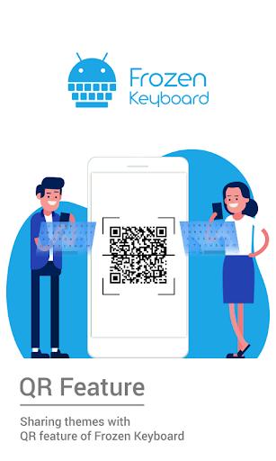 Frozen Keyboard - Unicode Myanmar Screenshots 8