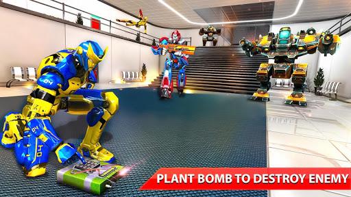 Counter Terrorist Robot Shooting Game: fps shooter 1.11 Screenshots 4