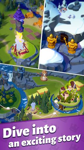 Merge Master: Adventure Puzzle screenshots 2