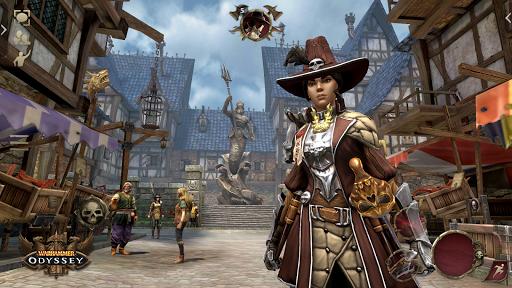 Warhammer: Odyssey MMORPG 1.0.6 screenshots 3