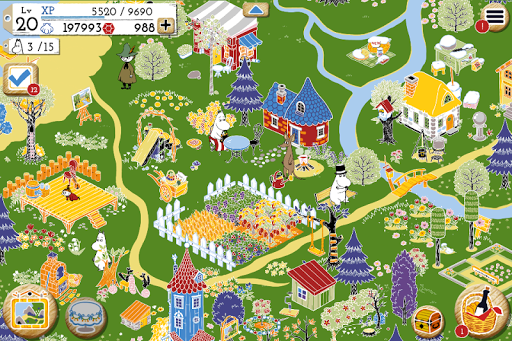 MOOMIN Welcome to Moominvalley screenshots 5