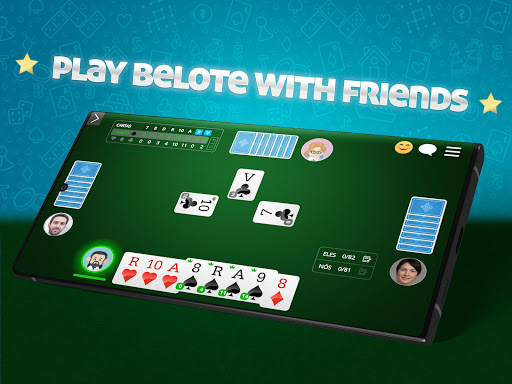 Belote Online - Free Card Game 104.1.37 screenshots 9