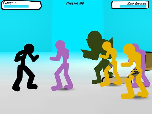 Stickman Street Fighting 1.06 screenshots 7