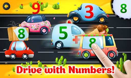 Learning numbers for kids - kids number games! 👶  screenshots 2