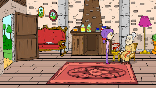 Geraldine and the Return of the Witch https screenshots 1