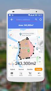 Area Calculator For Land – GPS Area Measurement 4