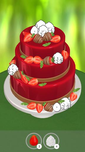 Cake Coloring 3D  Pc-softi 12