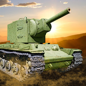 Attack on Tank : Rush  World War 2 Heroes
