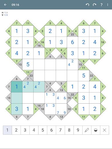 Kakuro (Cross Sums)  screenshots 13