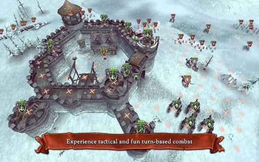 Hex Commander: Fantasy Heroes 4.7 screenshots 11
