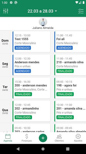 Gendo Profissionais - Agenda online android2mod screenshots 2