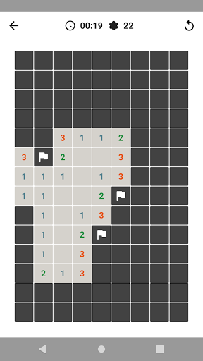 Minesweeper - Antimine 9.0.3 screenshots 1