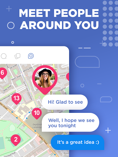 Russian Dating App to Chat & Meet People 2.6.1 Screenshots 11