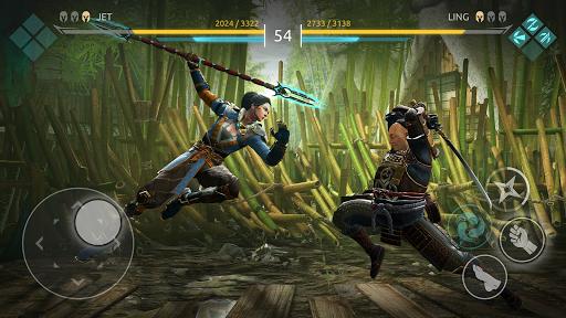 Shadow Fight 4 gamekillermods.com