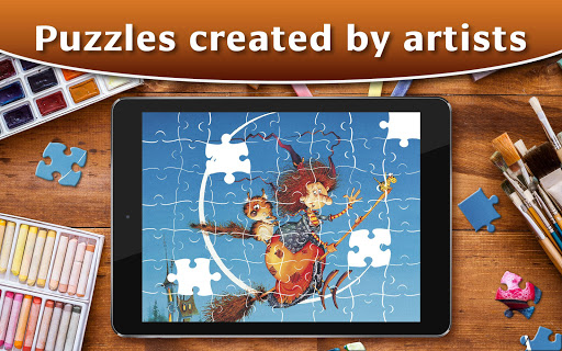 Jigsaw Puzzles Collection HD - Puzzles for Adults apktram screenshots 4