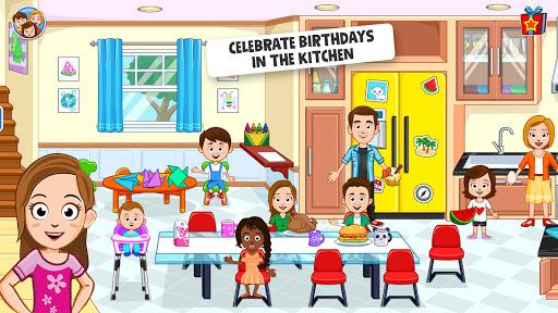 My Town: Home Dollhouse: Kids Play Life house game  screenshots 3