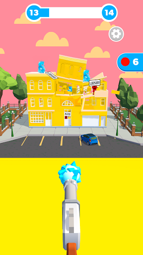 Slingshot Smash: Shooting Range 1.4.7 screenshots 2