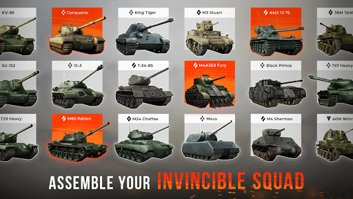 Armor Age: Tank Gamesud83dudca5 RTS War Machines Battle  screenshots 2