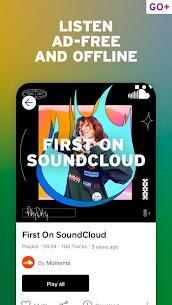 Soundcloud Premium Mod Apk Unlocked Latest Version Free Download 6