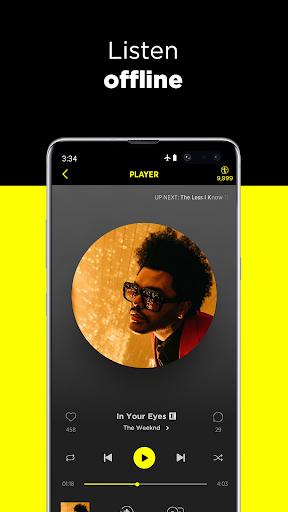 TREBEL - Free Music Downloads & Offline Play  Screenshots 1