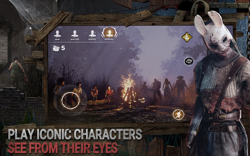 Dead by Daylight Mobile  Screenshots 23
