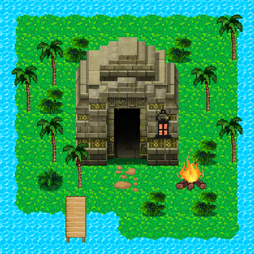 Survival RPG 2: Ruins of Lost Temple Adventure 2d