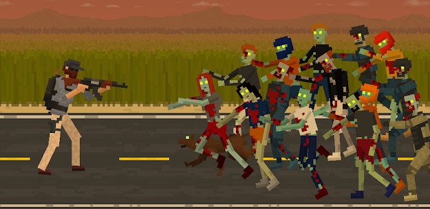 They Are Coming: Zombie Shooting & Defense MOD APK 1.1.2 (Unlimited Bullets) 1