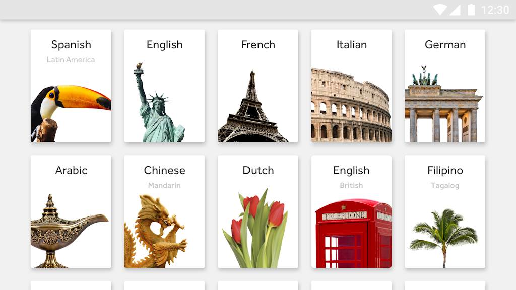 Rosetta Stone: Learn Languages Effectively  poster 5