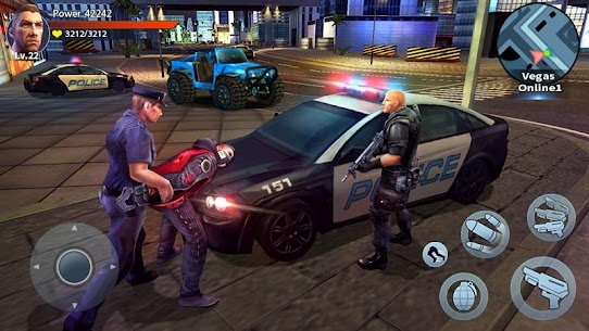 Baixar Auto Theft Gangsters MOD APK 1.19 (Moedas infinitas, sempre crítico, habilidades sem esfriar) 5