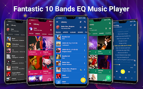 Music Player - MP3 Player & 10 Bands Equalizer 2.1.1