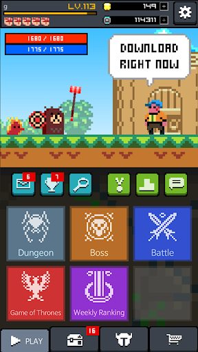 Draw! Knight (RPG)  screenshots 7