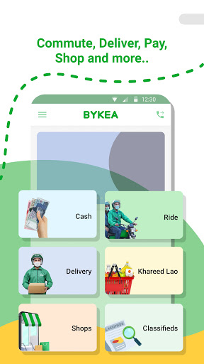 Bykea - Bike Taxi, Delivery & Payments  screenshots 1