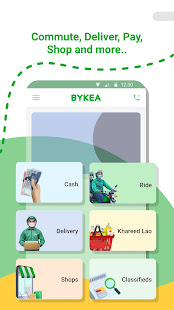 Bykea - Bike Taxi, Delivery & Payments 5.41 Screenshots 1