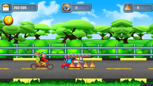 Motu Patlu Cycling Adventure 1.1.2 screenshots 9