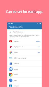Video Enhancer Pro Apk- Display photos vividly [PAID] 3
