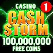 Cash Storm Casino - Free Vegas Jackpot Slots Games