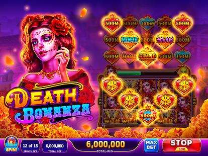 Slotsmashu2122 - Casino Slots Games Free 3.38 Screenshots 10