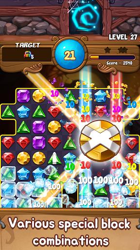 Jewels Time : Endless match 2.10.1 screenshots 8
