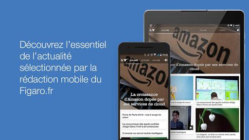 Le Figaro.fr: Actu en direct 5.1.25 Screenshots 6