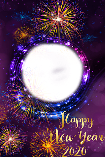 Happy New Year 2021 Photo Frames 1.0 Screenshots 9