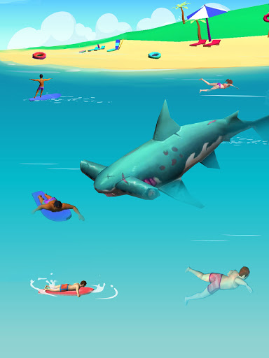 Shark Attack 3D android2mod screenshots 1