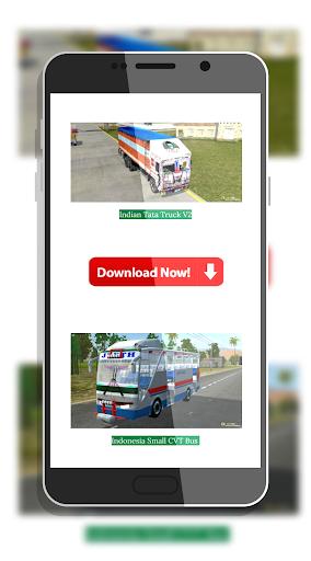 Tamil Bus Mod Livery | Indonesia Bus Simulator  screenshots 2
